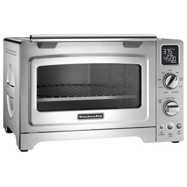 12 Digital Convection Counter-top Oven - KCO275 by KitchenAid