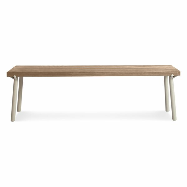 Branch Wood Bench by Blu Dot