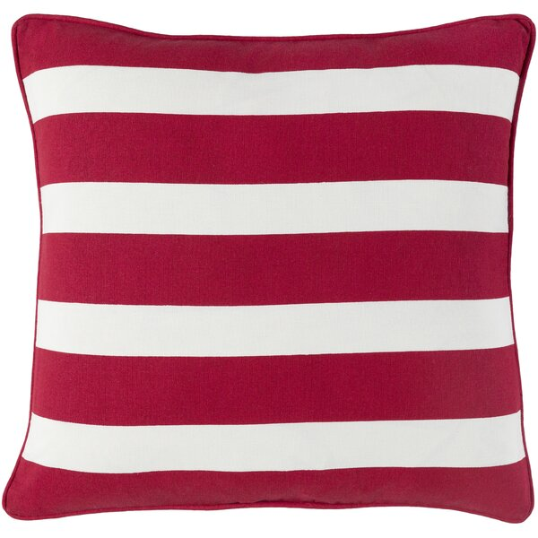 Czapla Cotton Throw Pillow Cover by Breakwater Bay