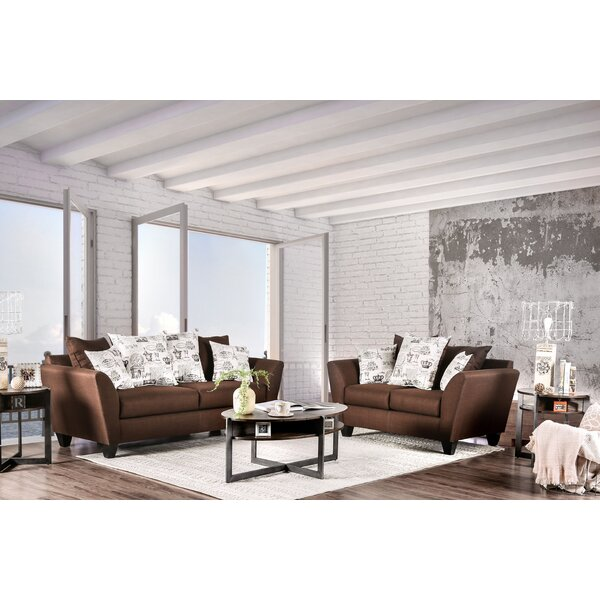 Griffin Configurable Living Room Set by Latitude Run
