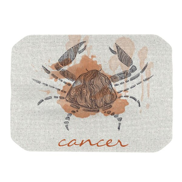 Cancer Placemat by KESS InHouse