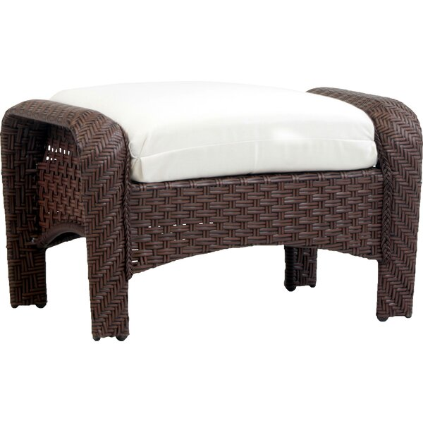 Allerdale Ottoman with Cushion by Bloomsbury Market