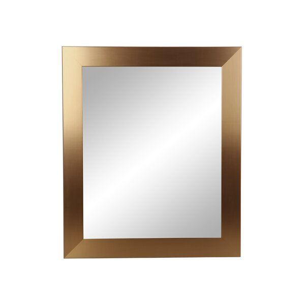 Hornbuckle Contemporary Wall Mirror by Charlton Home