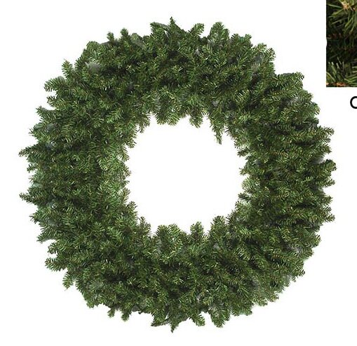 Commercial Size Canadian Pine Artificial Christmas Garland by Darice