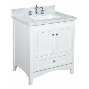 Abbey 30 Single Bathroom Vanity Set