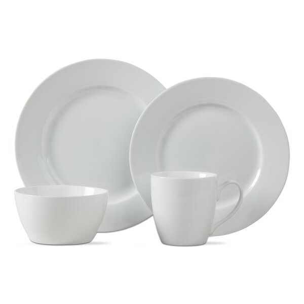 Bliss 16 Piece Dinnerware Set, Service for 4 by TAG