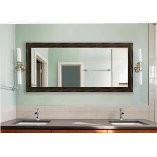 Compare & Buy Brushed Classic Wall Mirror ByLoon Peak