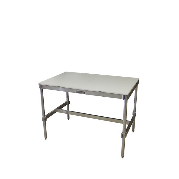 Aluminum Frame Work Prep Table by PVIFS
