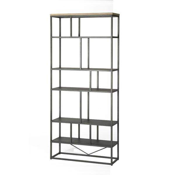 Langsa Standard Bookcase by Union Rustic