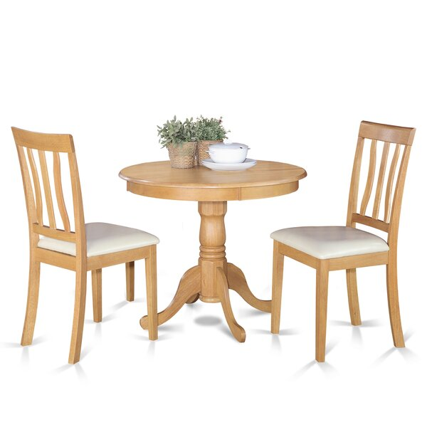 Staton 3 Piece Dining Set by Winston Porter