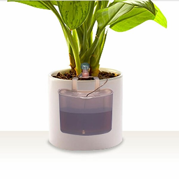 Self-Watering Metal Nursery Pot by CobraCo