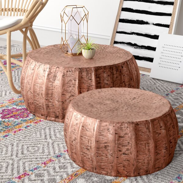 Garner 2 Piece End Tables by Mistana