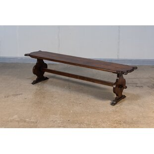 Wilhelm Wood Bench