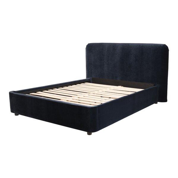 Maryport King Upholstered Platform Bed by Brayden Studio