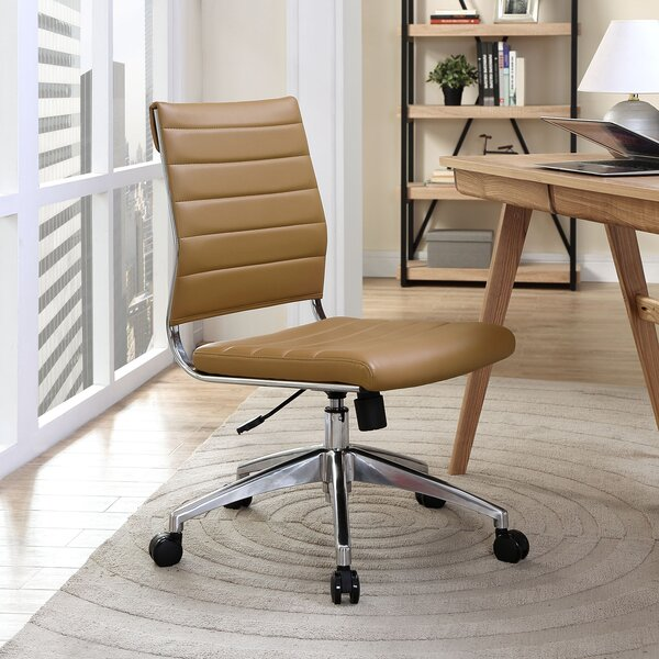 Atalanta Desk Chair by Mercury Row