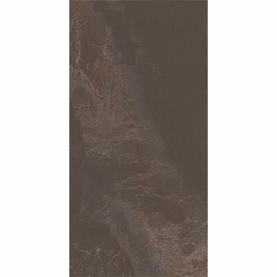 Versailles 12 x 24 Porcelain Field Tile in Forest Brune by Interceramic
