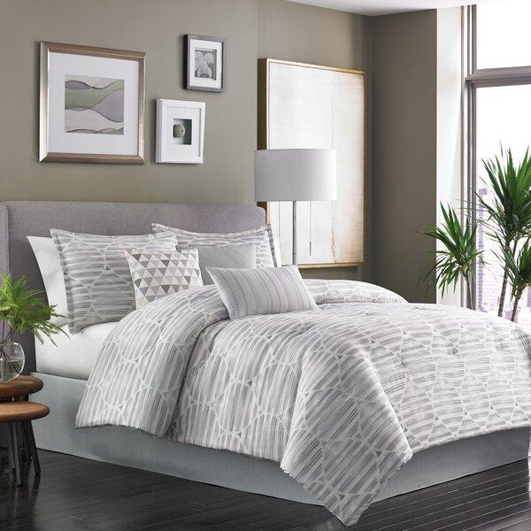 Kallan 7 Piece Reversible Comforter Set by Dansk