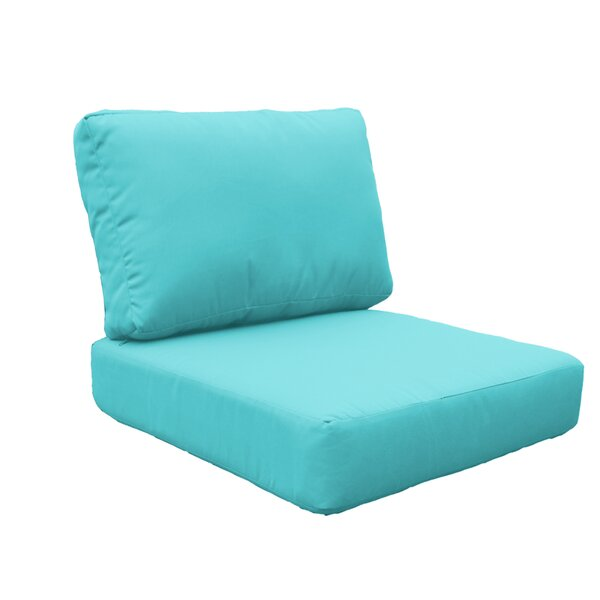 Indoor/Outdoor Cushion Cover by TK Classics