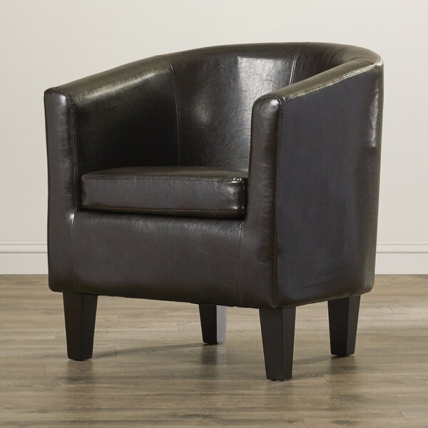 Gravesham Barrel Chair by Red Barrel Studio