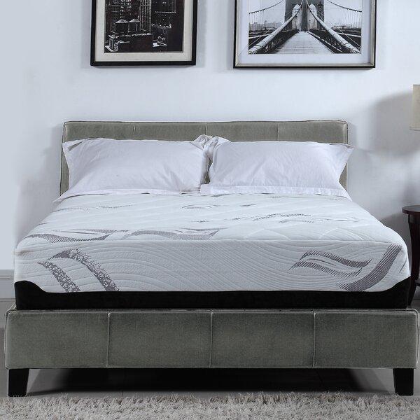 High-Density 13 Plush Mattress by Madison Home USA