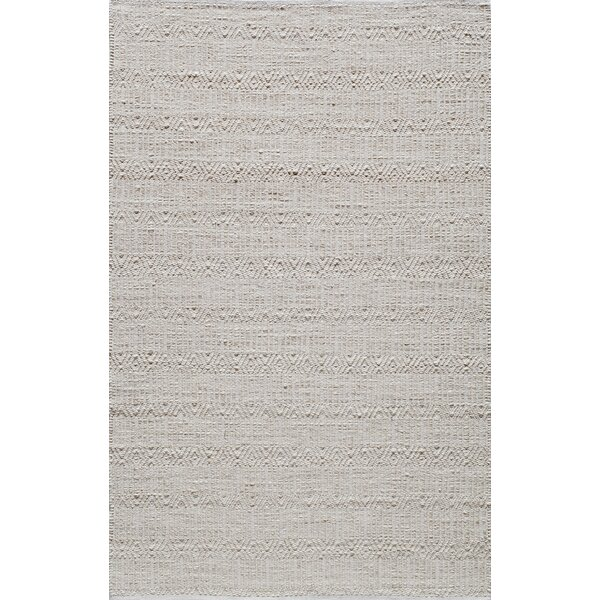 Hand-Woven Tan Area Rug by The Conestoga Trading Co.