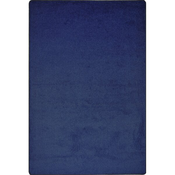 Shelby Tufted Blue Area Rug by The Conestoga Trading Co.