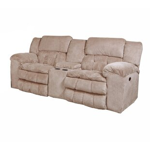 Henning Motion Reclining Loveseat by Simmons Upholstery