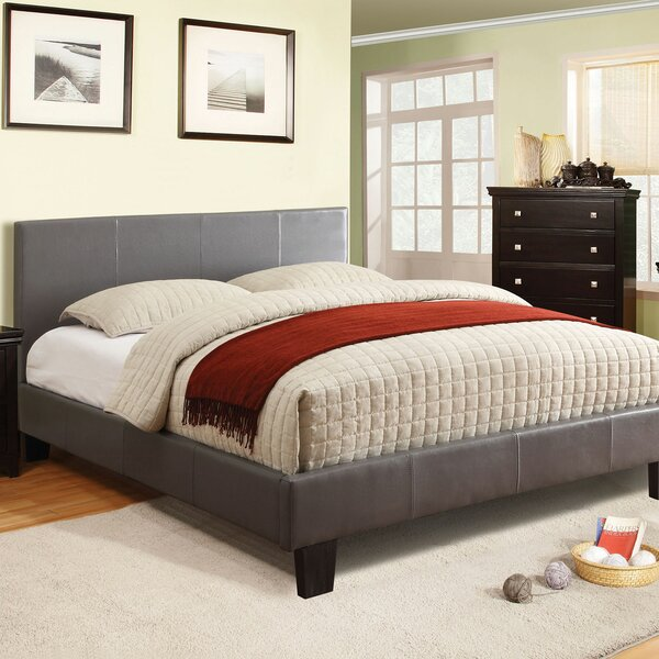 Aveiro Upholstered Platform Bed by Latitude Run