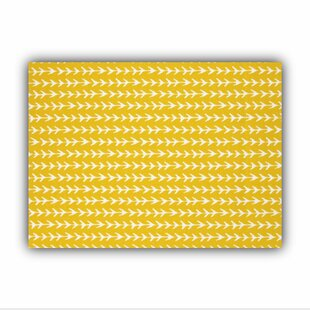 Mindenmines Indoor/Outdoor 17.75 Placemat by Bungalow Rose