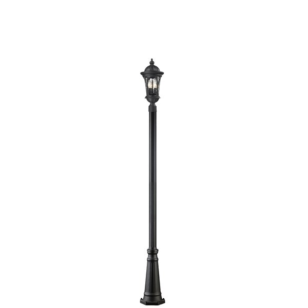 Lowther Outdoor 5 Ligh Post Light by Astoria Grand