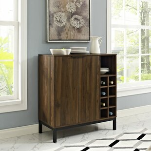 Boda Bar Cabinet With Wine Storage