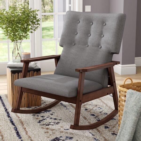 Philippa Rocking Chair by Mistana Mistana