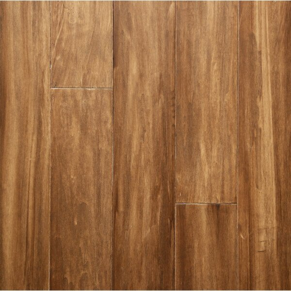 5 Engineered Ash Hardwood Flooring in Sourdough by Islander Flooring