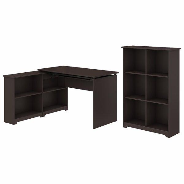Hillsdale 2 Piece L-Shaped Desk Office Suite by Red Barrel Studio