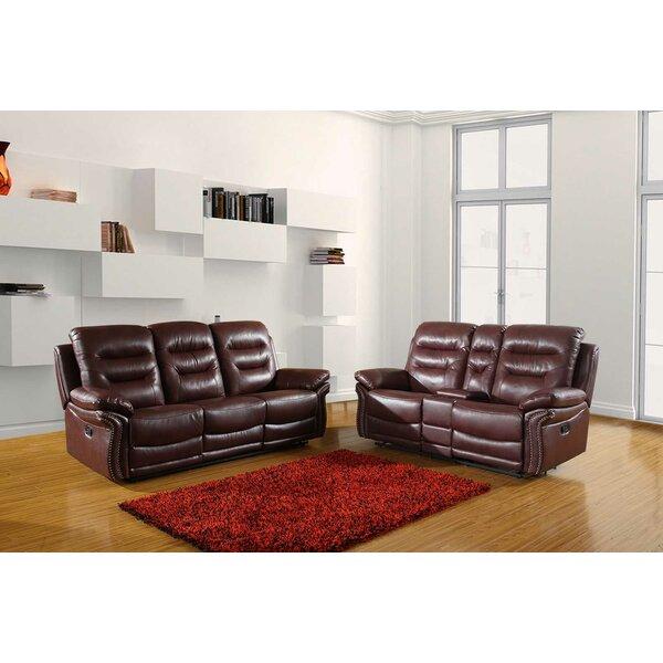 Trosky Reclining 2 Piece Living Room Set By Red Barrel Studio