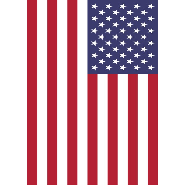 The United States Garden flag by Toland Home Garden