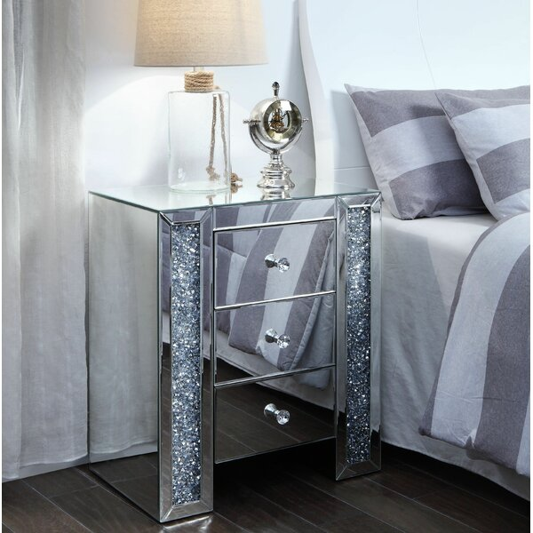 Kiley 2 Drawer Nightstand By Rosdorf Park New