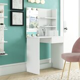Cornelius Vanity with Mirror by Trule Teen