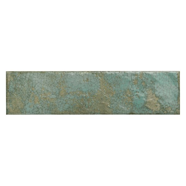 Relaxation 3 x 11.75 Porcelain Subway Tile in Cold by EliteTile