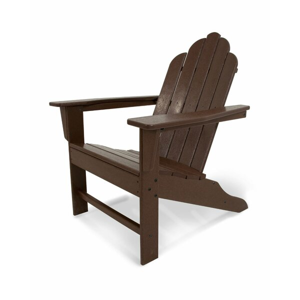 Long Island Adirondack Chair by POLYWOOD®