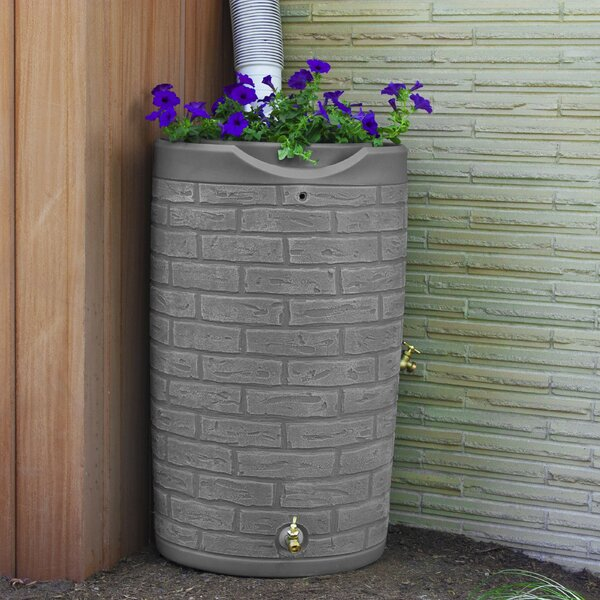 Impressions 50 Gallon Rain Barrel by Good Ideas