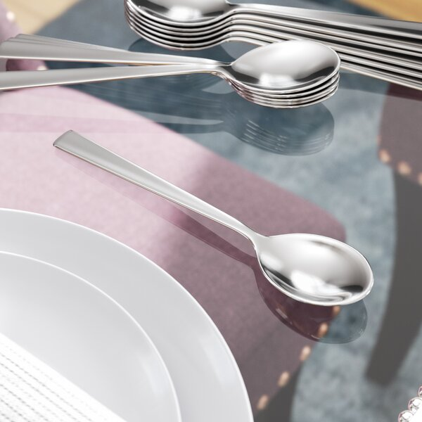 Czerwinski Place Spoon (Set of 12) by Orren Ellis