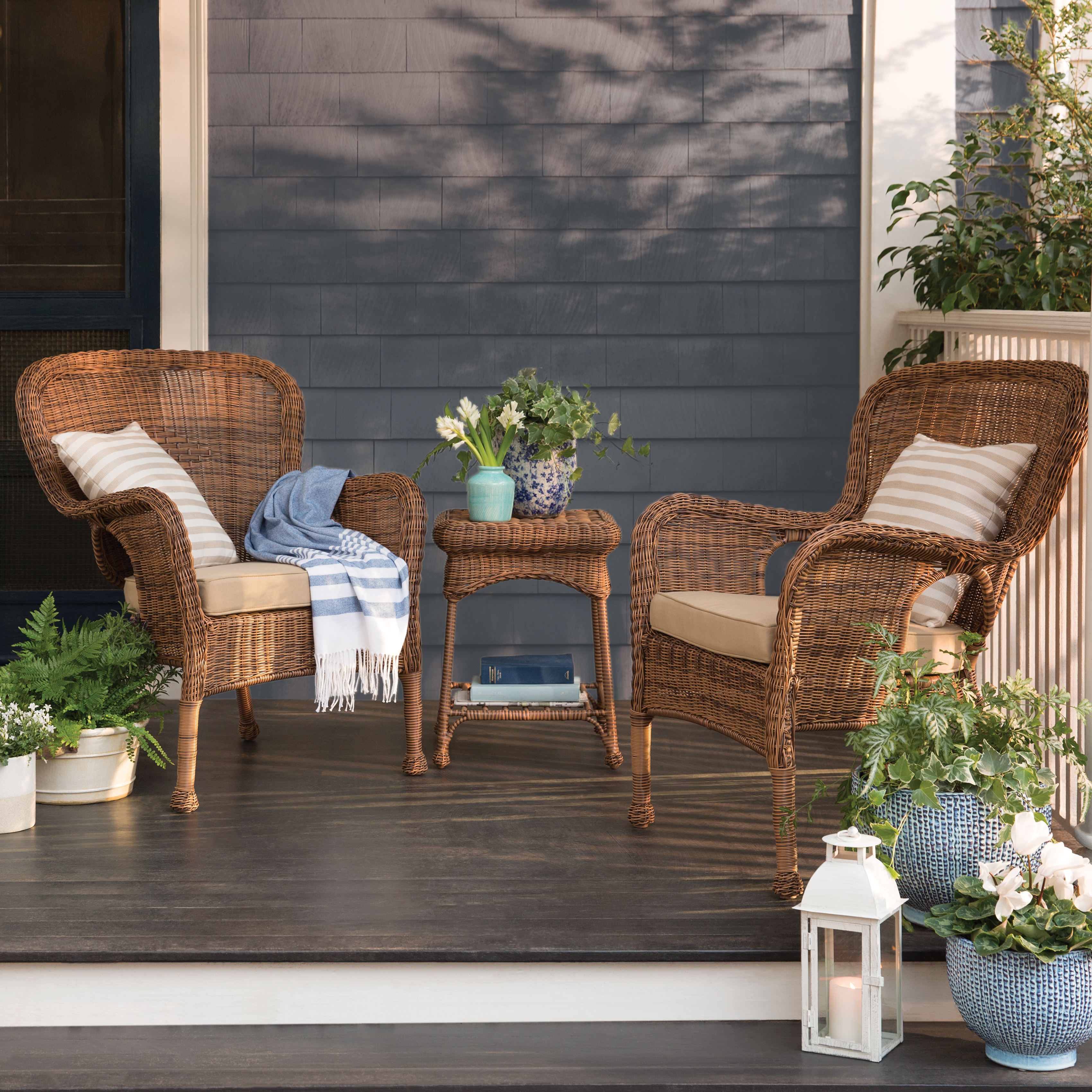 Fabulous Farmhouse Rustic Small Space Outdoor Furniture Birch Lane Andrewgaddart Wooden Chair Designs For Living Room Andrewgaddartcom