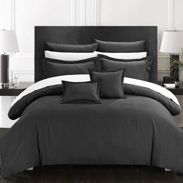 Seelye 11 Piece Comforter Set by Red Barrel Studio