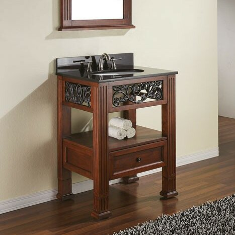 Harworth 24 Single Bathroom Vanity Set by Fleur De Lis Living