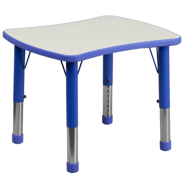 26.63 x 21.88 Rectangular Activity Table by Flash Furniture