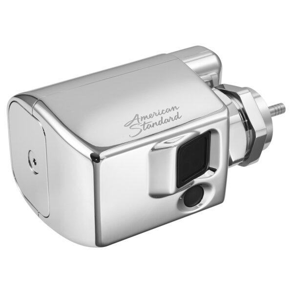 Manual Sensor-Operated Side-Mount Retrofit for Piston Flush Valve by American Standard