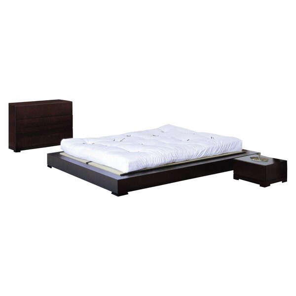 Zen Platform Configurable Bedroom Set by Latitude Run