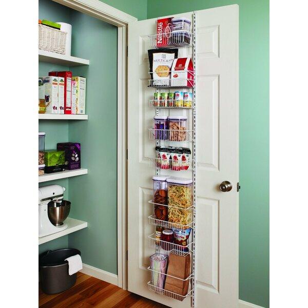 8 Tier Adjustable Cabinet Door Organizer By Closetmaid.