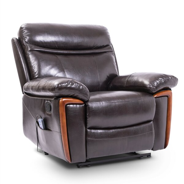 Reclining Heated Massage Chair W001056775